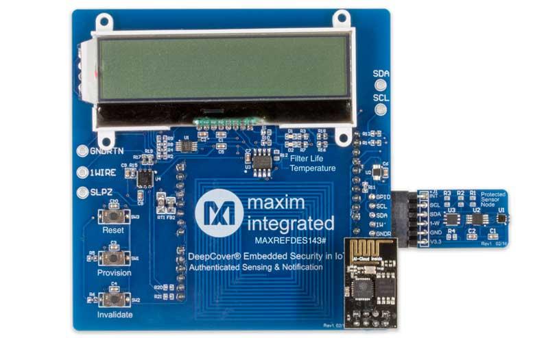 Maxim Integrated MAXREFDES143