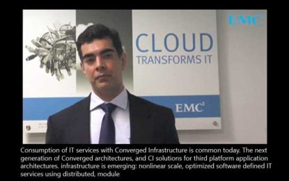 An Interactive Video from EMC India Explains the Impact of Converged Infrastructure
