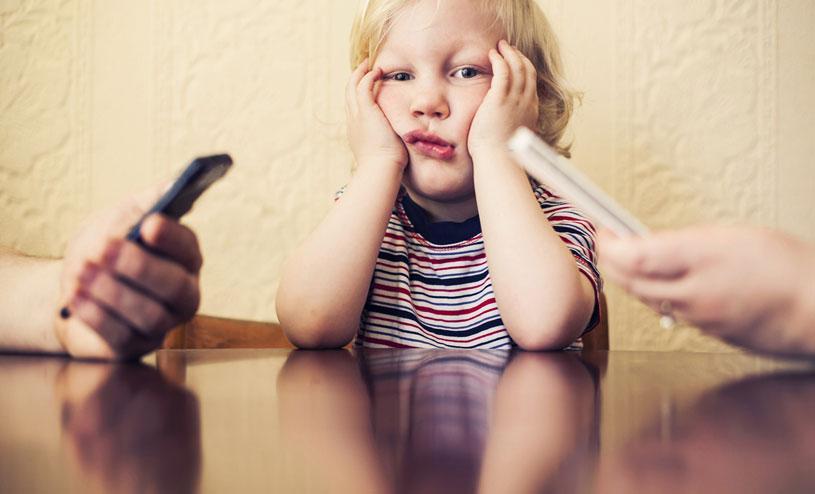 Smartphones Creates Digital Amnesia