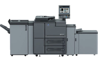 Konica Minolta's Digital Workhorse-bizhub PRO 1100 feeds Businesses On-demand Printing Needs