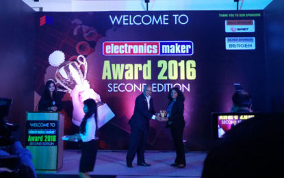 Mouser Gets its First Prime Recognition in India, Bags 'Best Performance in Electronics Component Distribution Award'
