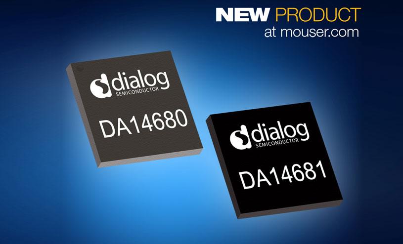 DA14680 and DA14681 SoCs