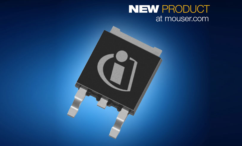 Infineon Efficient 800V CoolMOS P7 MOSFET