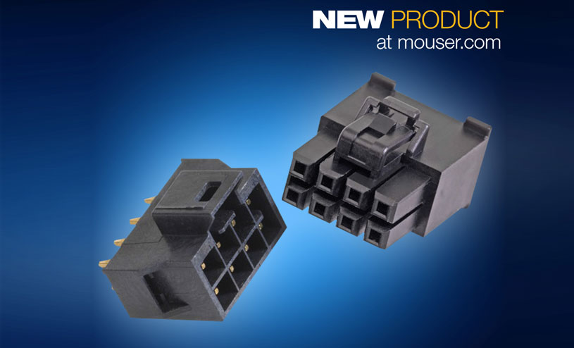 Molex Compact Nano-FiT 2 5mm Power Connectors