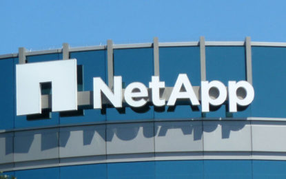 NetApp all-flash Business pars 16% Revenue Share logging Massive Growth