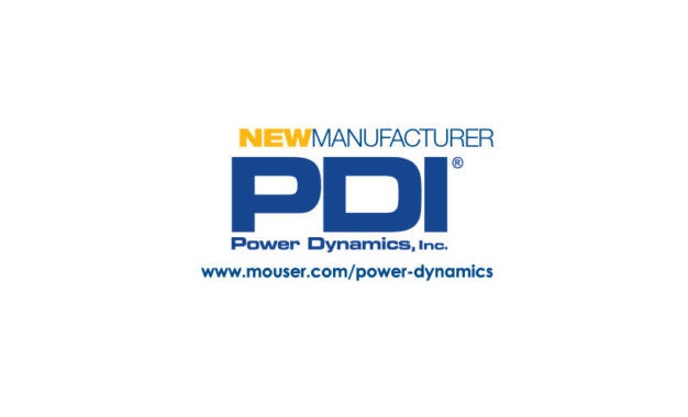 Mouser Brings Power Dynamics Robust Series of Connectors to Global Market