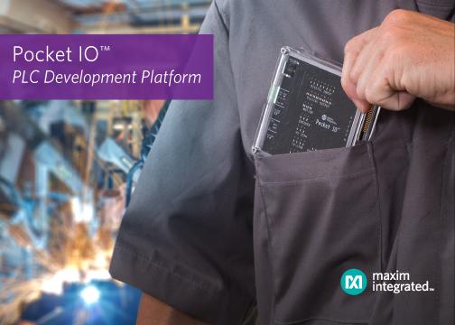 Pocket IO PLC development platform