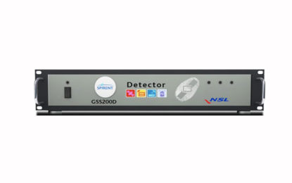 Spirent launches GNSS Multi-Frequency Interference Detection and Analysis Solution