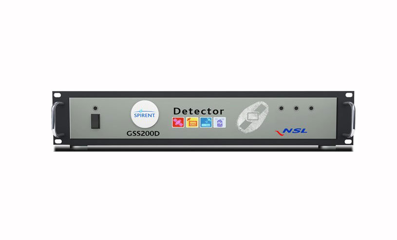 GSS200D Interference Detection