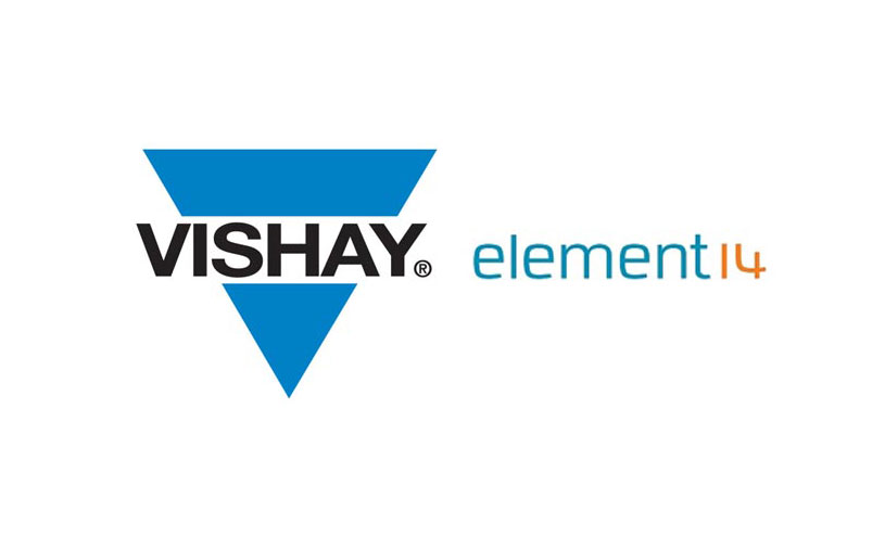 Vishay and element14