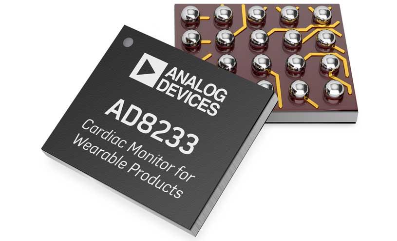 AD8233 and AD8233CB-EBZ
