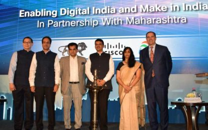 Cisco Lauds Make in India Starts its Indigenous Manufacturing Operations