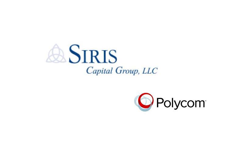 Polycom and Siris Capital Group