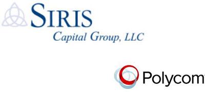 Polycom and Siris Capital