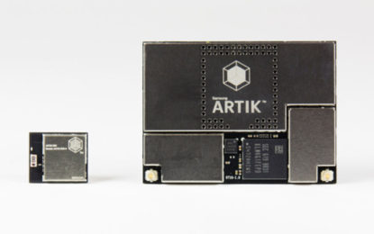 Arrow Electronics, Samsung to Jointly Bring the SAMSUNG ARTIK Smart IoT End-to-end Platform to Customers