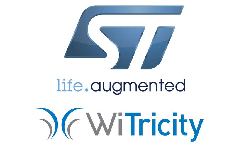 STMicroelectronics and WiTricity
