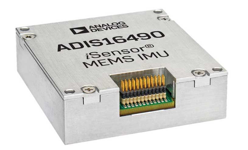 ADIS16490 IMU