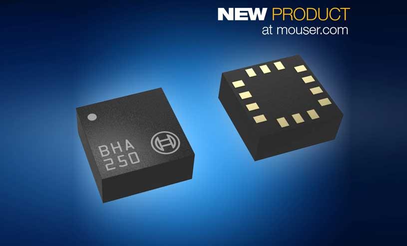 Bosch Sensortec BHA250 and BHI160 sensor