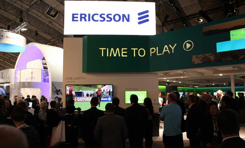 Ericsson Latest Report Reveals Half