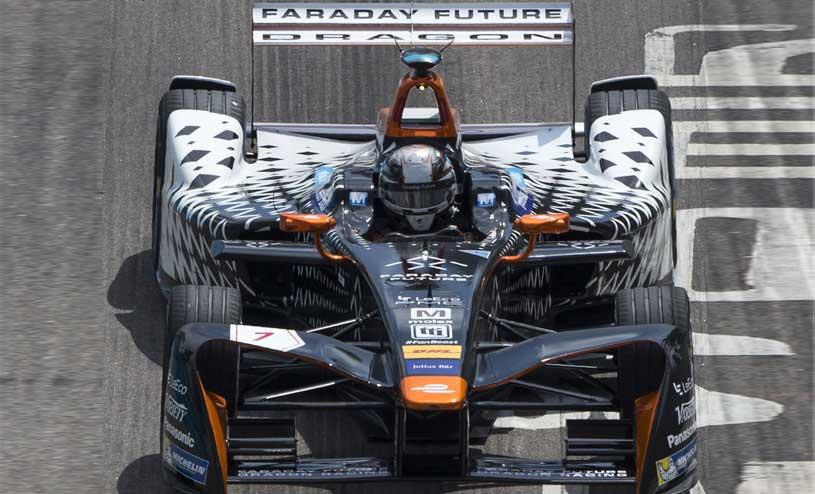 Faraday Future Dragon Racing Formula E team
