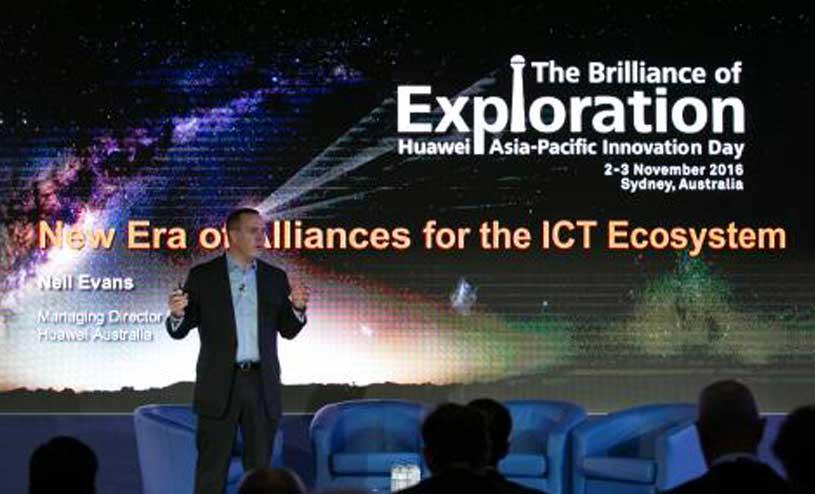 Neil Evans Huawei Australia