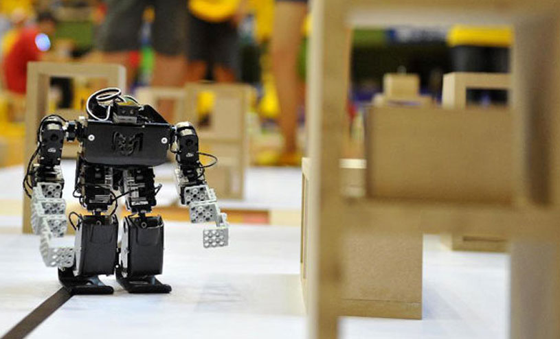Robotics Olympiad in India