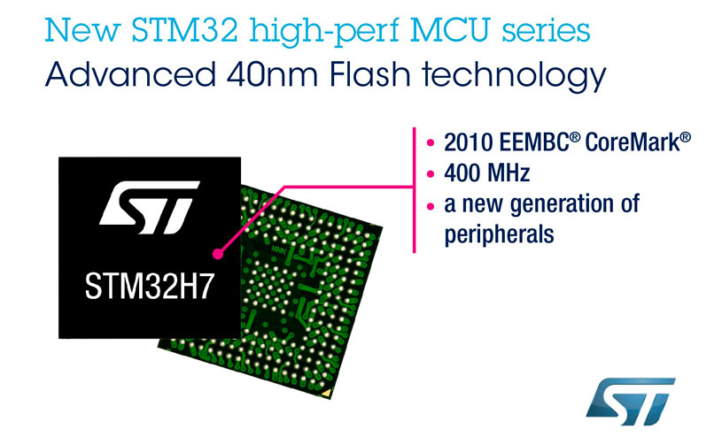 STM32H7 series