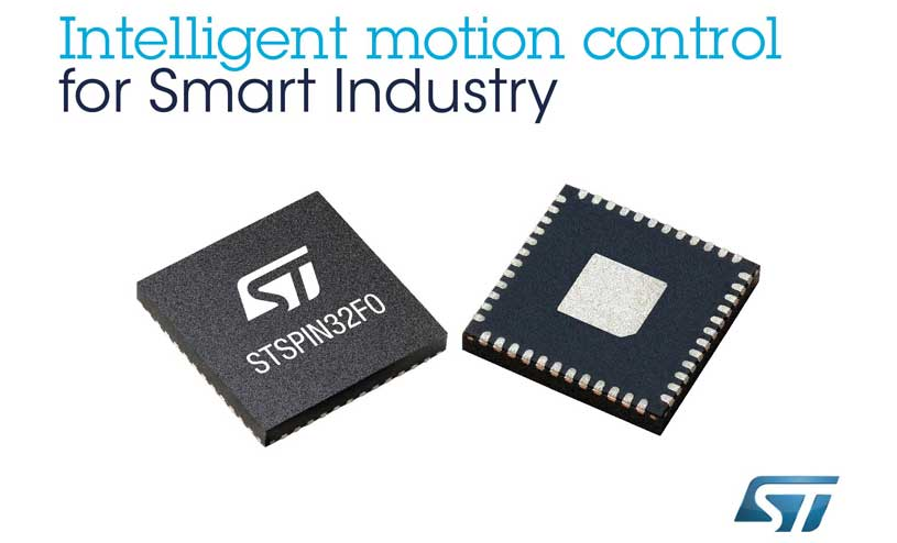 STSPIN32F0 motor-control