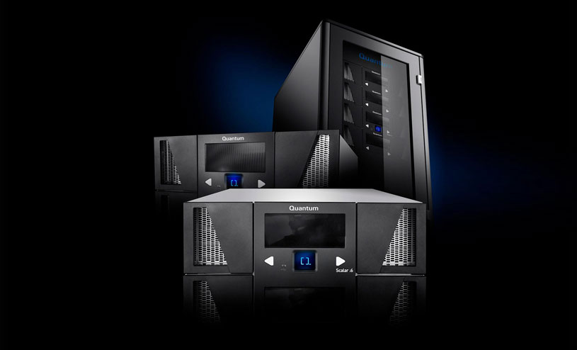 Scalar Storage Platform