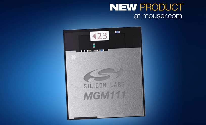 Silicon Labs MGM111 module