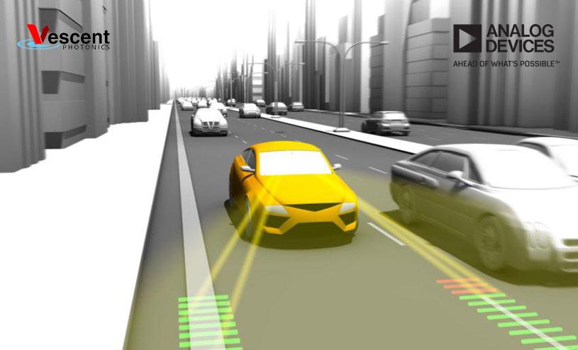 Autonomous Driving Acquires Laser Technology