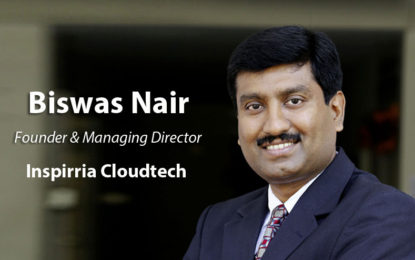 Inspirria Cloudtech is one of the Earliest Pioneers of the Cloud Service Brokerage or Cloud Aggregator Focused on SaaS Marketplace