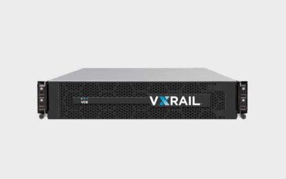 DELL EMC PowerEdge Servers Rev Up Vxrail Hyper-Converged Infrastructure For Customer Choice
