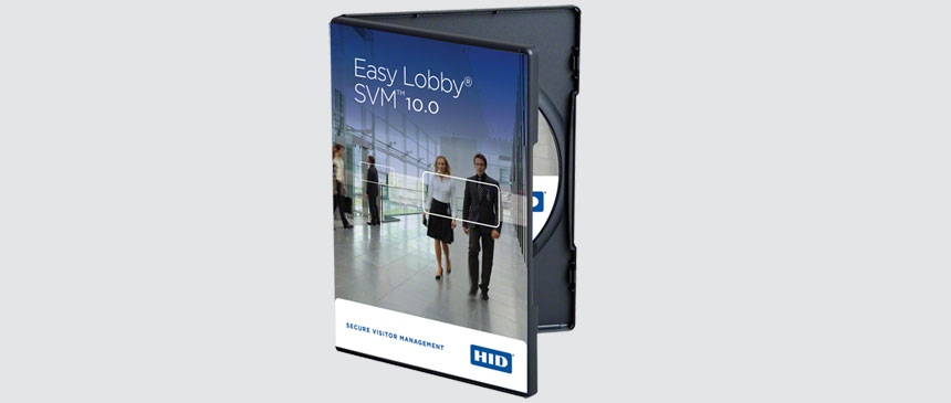 EasyLobby Solo visitor management system