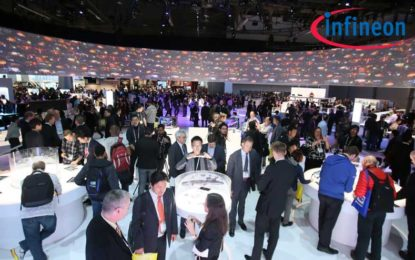 Infineon at CES 2017 to Unfold Microelectronics and Showcase Tomorrow's Consumer Trends