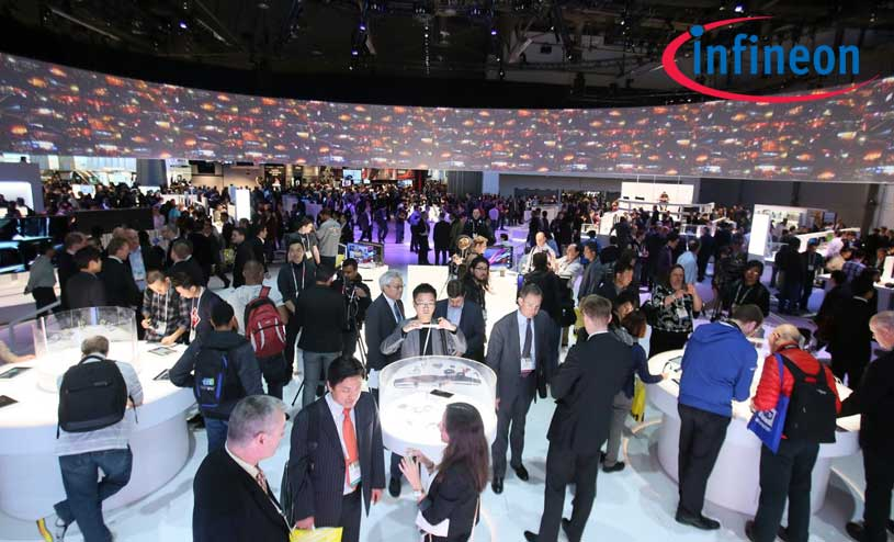 Infineon at CES 2017