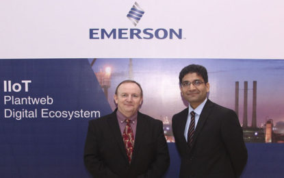 Emerson induces New IIoT Offerings in India to Elevate Automated Manufacturing