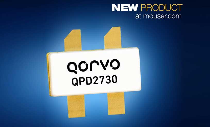Qorvo QPD GaN Transistors