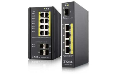 New Rugged PoE Switches from Zyxel for Robust Connectivity
