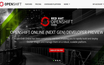 Red Hat Launches OpenShift Powered By Google Cloud Platform