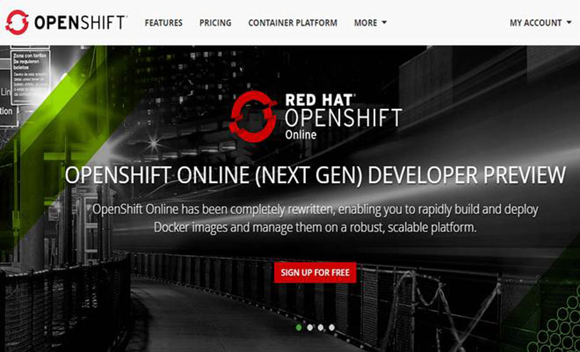Red Hat Launches OpenShift Powered