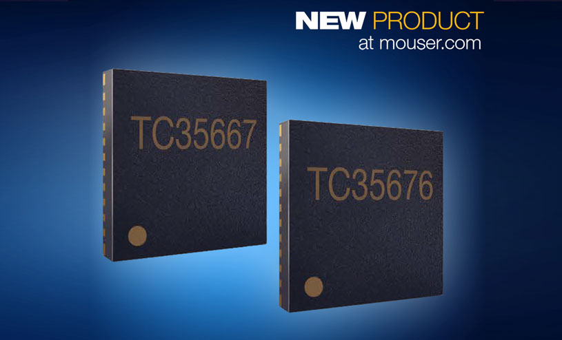 Ultra-Low-Power TC356xx
