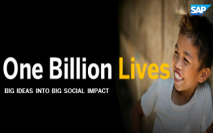 SAP India to Rehabilitate 1Bn Cancer Patients along with a Major Cancer Research NGO