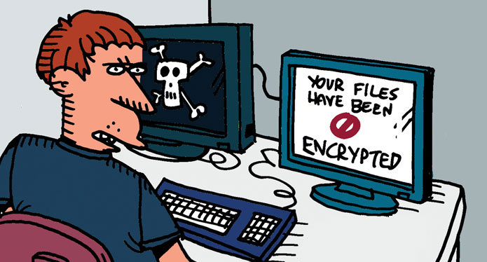 5 Easy Steps to Prevent Ransomware