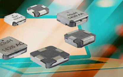 Vishay's Popular Automotive Grade IHLE Integrated E-Shield Inductor Now Hits the Market
