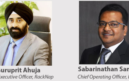 RackNap Loops Two IT and Cloud Veteran to its Leadership Position