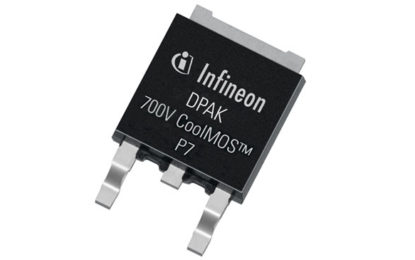 Infineon fosters Quasi Resonant Flyback Topologies with its new 700 V CoolMOS P7 Family