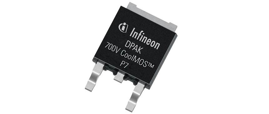 Infineon 700 V CoolMOS P7 family