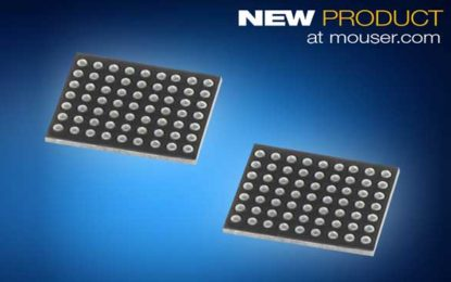 Mouser Now Brings Maxim MAX32625/MAX32626 MCUs to Global Market