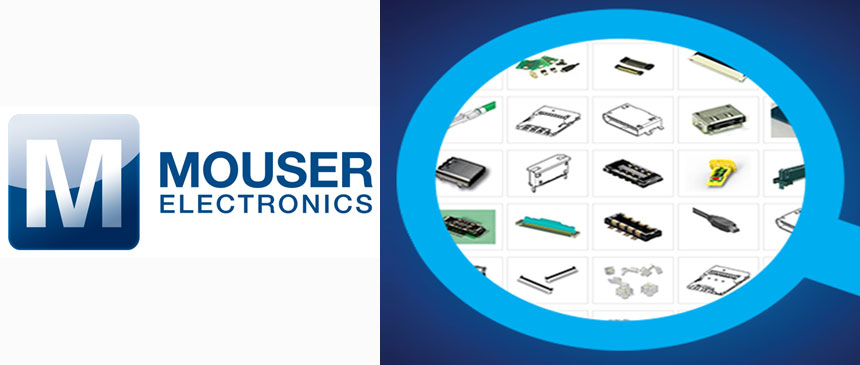 Mouser Electronics web features